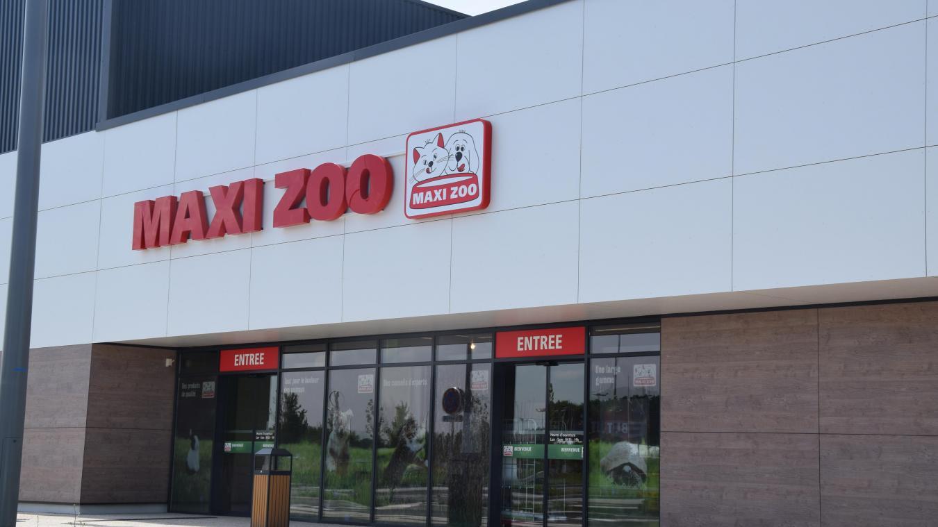 L'enseigne Maxi zoo s'implante à Grande-Synthe.