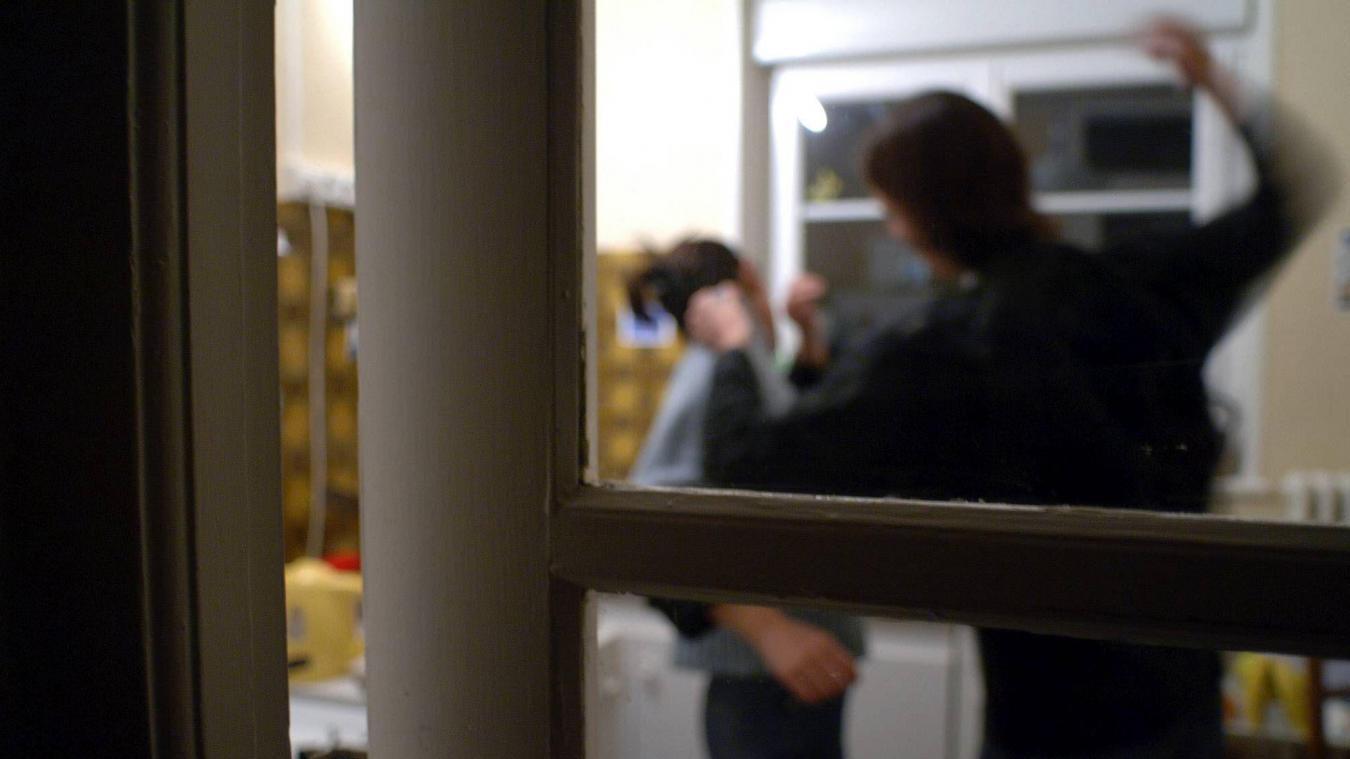 Dans de nombreux cas, la victime composait le numéro de police secours juste après les violences commises.