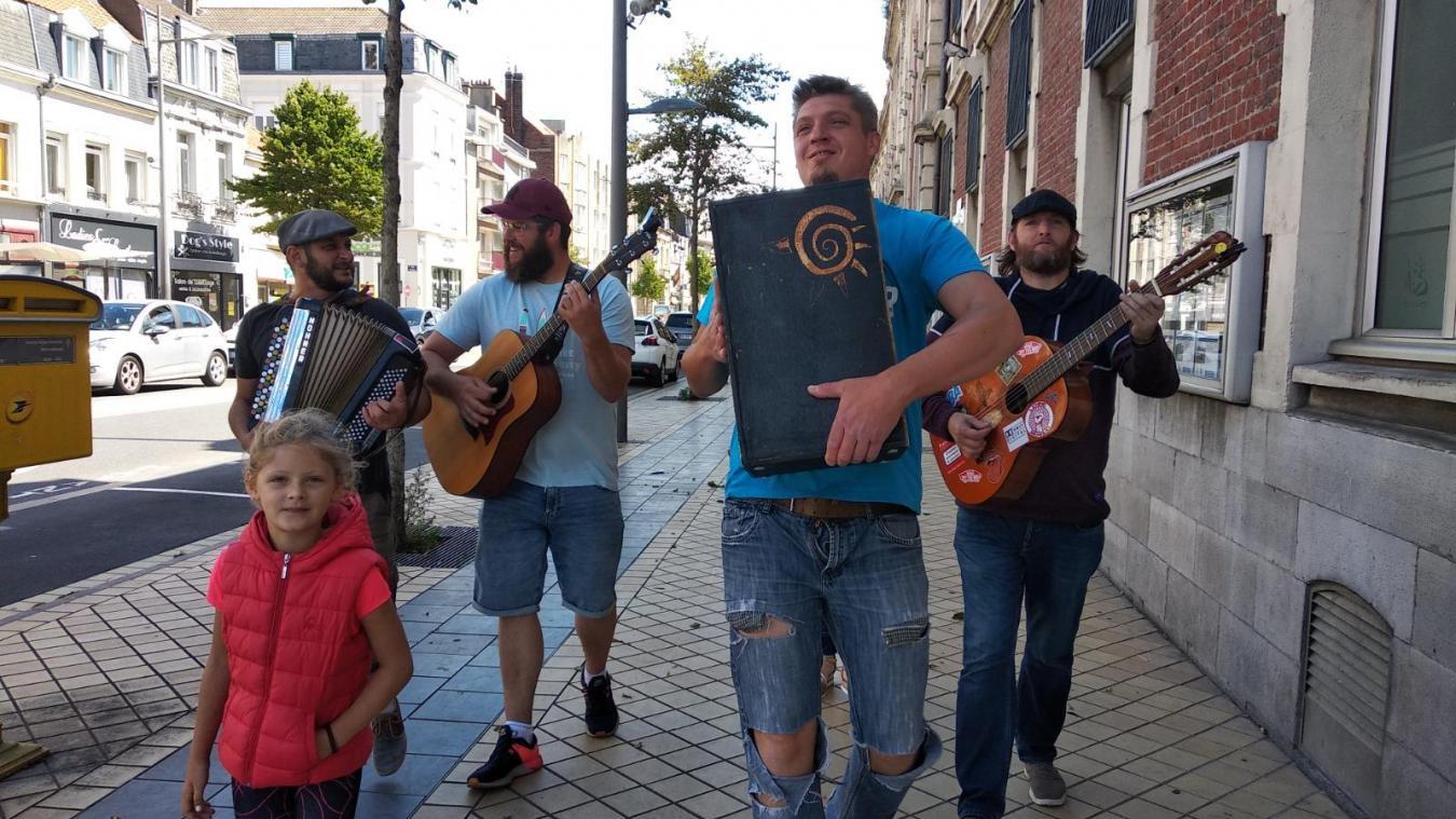 À cause des restrictions sanitaires, la Ville de Calais n'organisera rien pour la fête de la musique