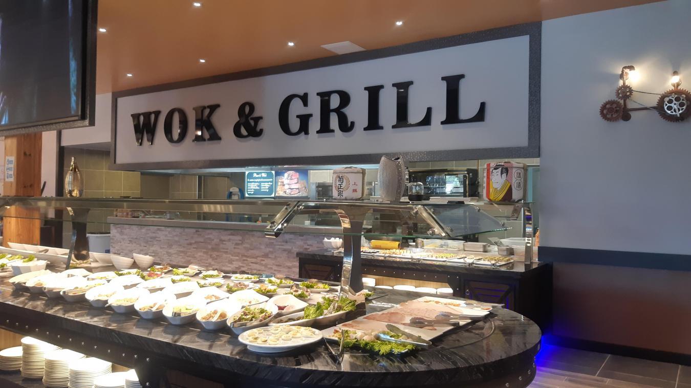 À Achicourt, le restaurant Autour du Buffet et sa cuisine asiatique débarque