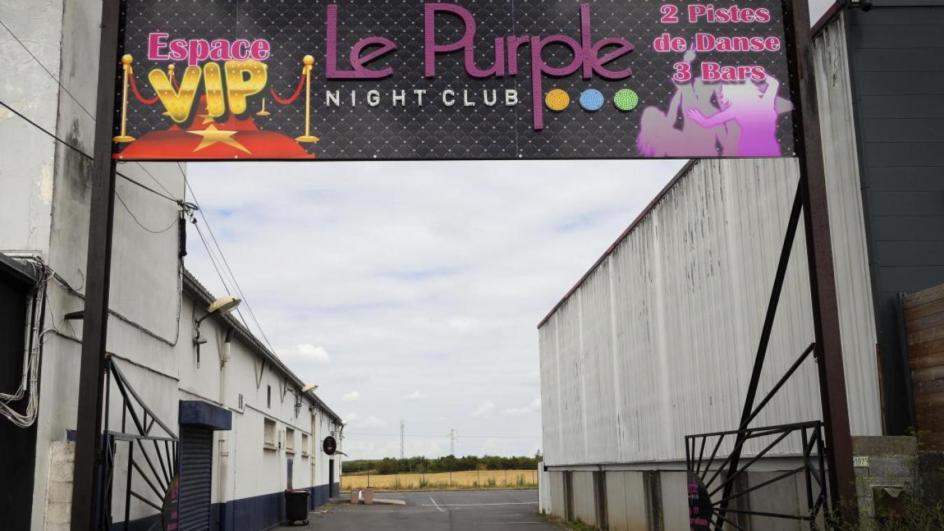 Le patron du Purple est prêt à rouvrir cet été.