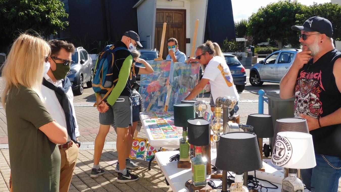 Un marché nocturne sera organisé chaque mardi des mois de juillet et août à Coudekerque-Branche.