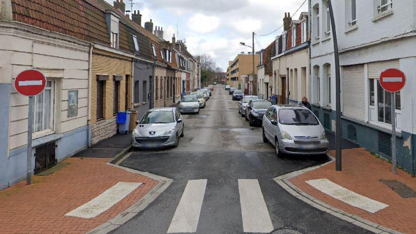 La scène a eu lieu du côté de Petite-Synthe, rue du Corsaire.