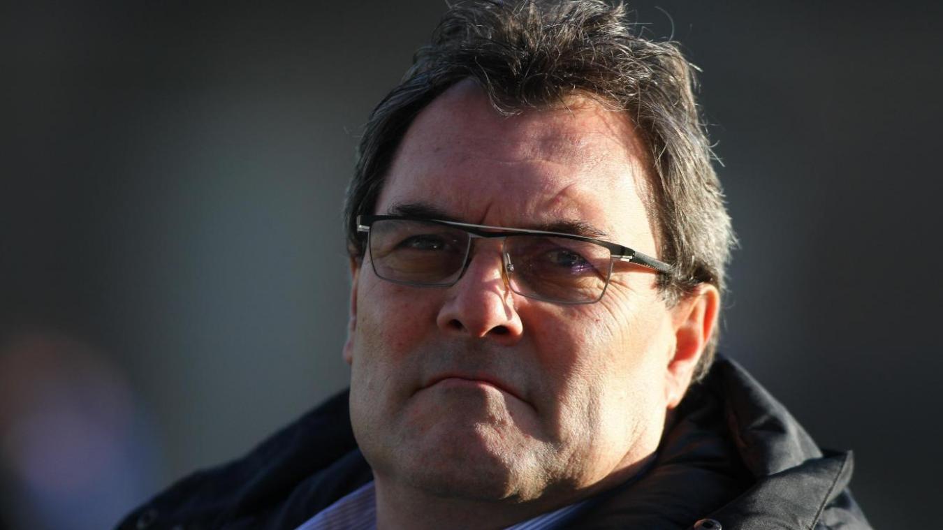 Jean-Pierre Scouarnec, le président de l'USLD n'a aucun doute sur le fait que son club jouera en Ligue 2 la saison prochaine.