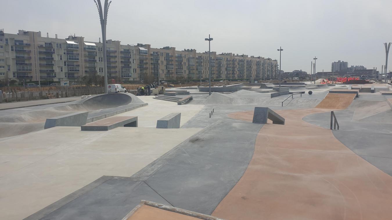 Ouverture du Skatepark à Calais : la consécration pour une passion