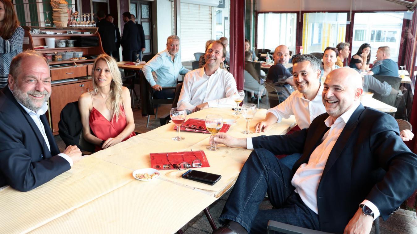 Berck : parade ministérielle et fin de campagne