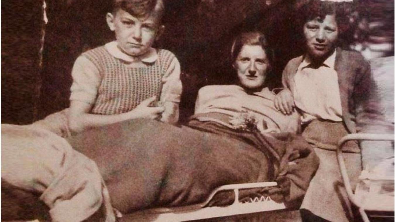 Coluche a passé un été à Berck en 1951, lorsque sa mère y a été hospitalisée pour une greffe.