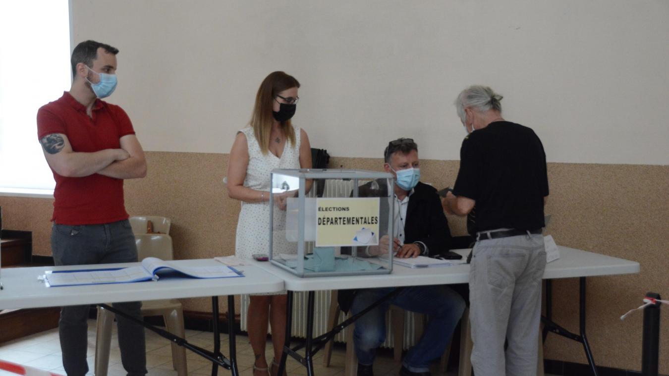 Lillers : 22% des électeurs ont voté à midi