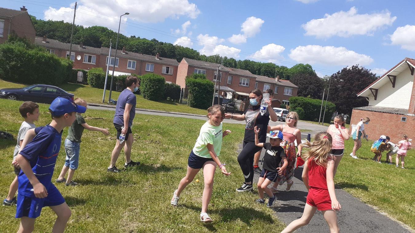 L'association jeunesse et famille de Rimbert va organiser une journée kermesse, rue Lamartine. Une première pour l'asso qui veut dynamiser le quartier.