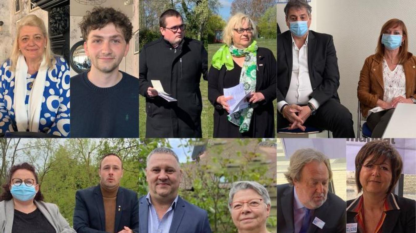 Le canton de Dunkerque 1 compte six binômes prêts à devenir conseillers départementaux.