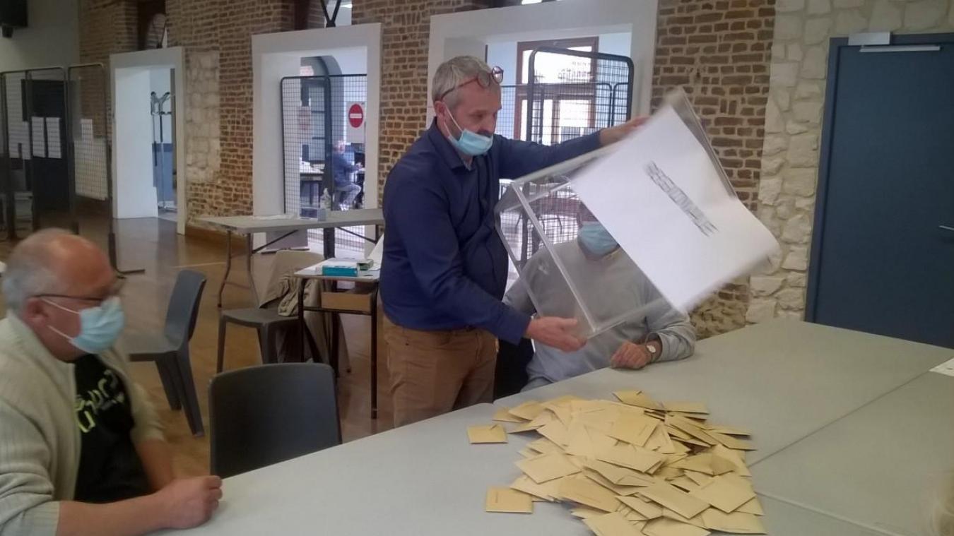 Hucqueliers : le duo Leroy-Drain arrive en tête avec 71% des voix aux départementales