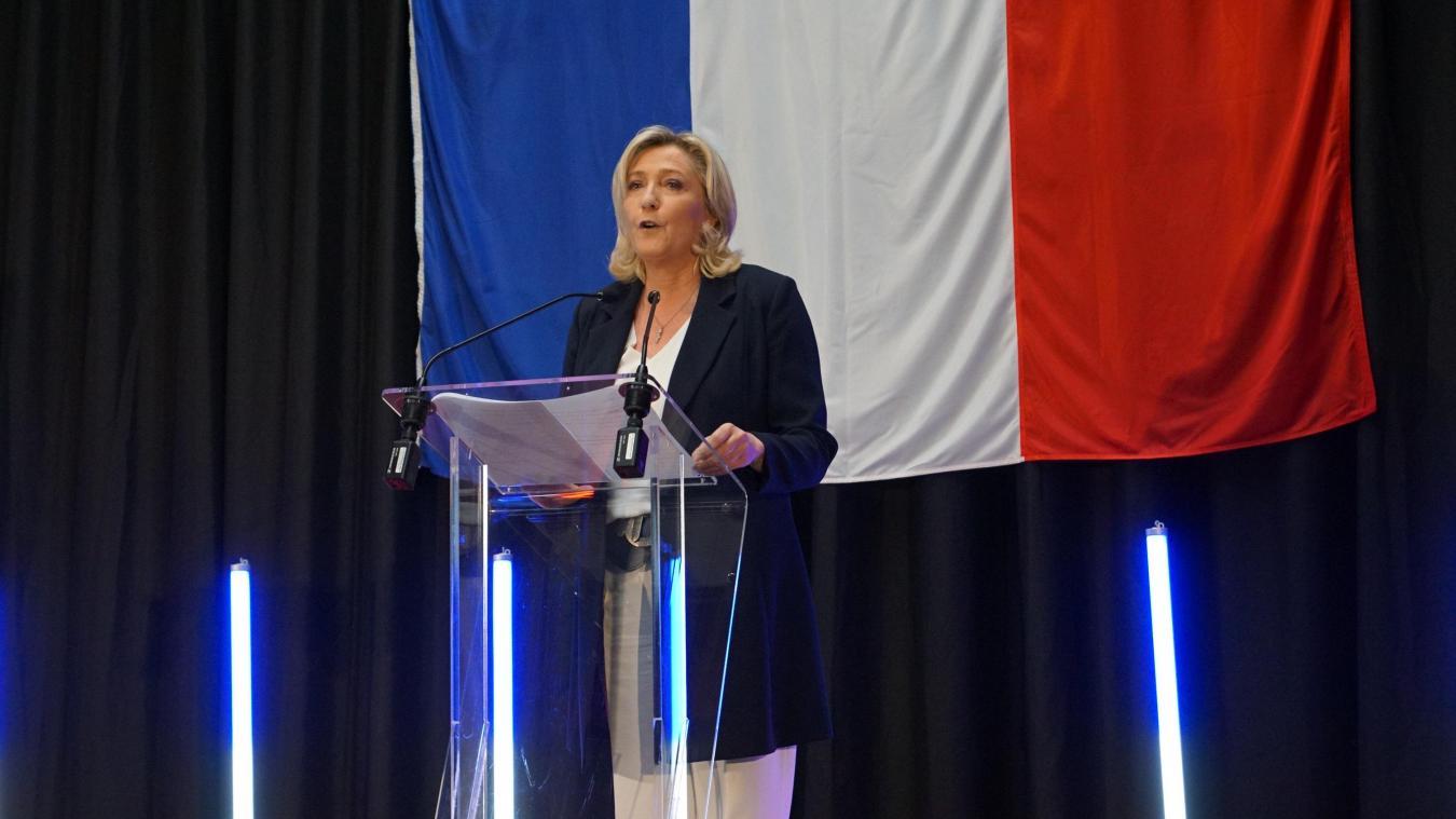 Marine Le Pen l'admet, «les électeurs ne se sont pas déplacés».