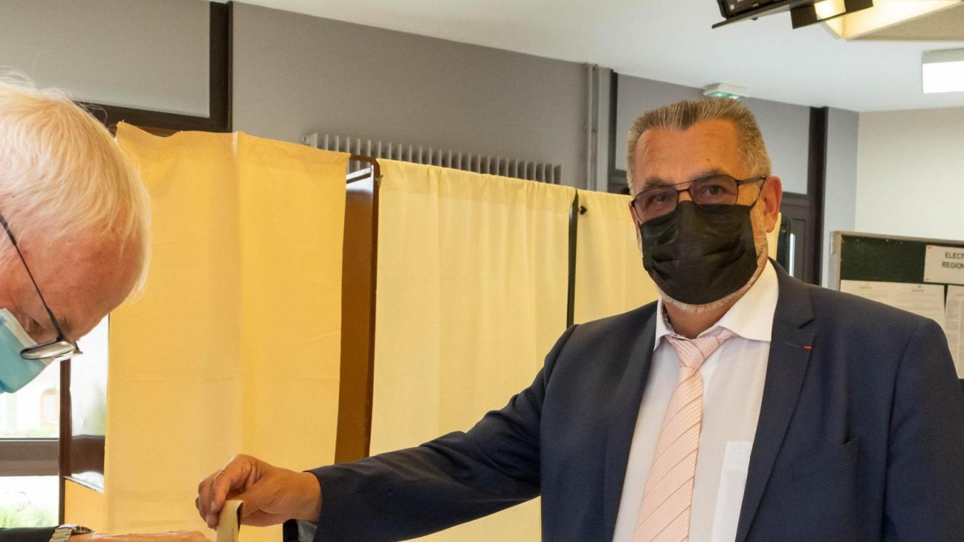 Le binôme Cauwet-Cottigny a obtenu 5 516 voix.