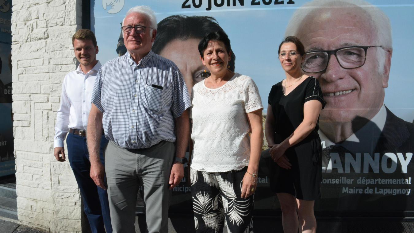Canton de Béthune : Alain Delannoy battu et exclu d'un deuxième tour