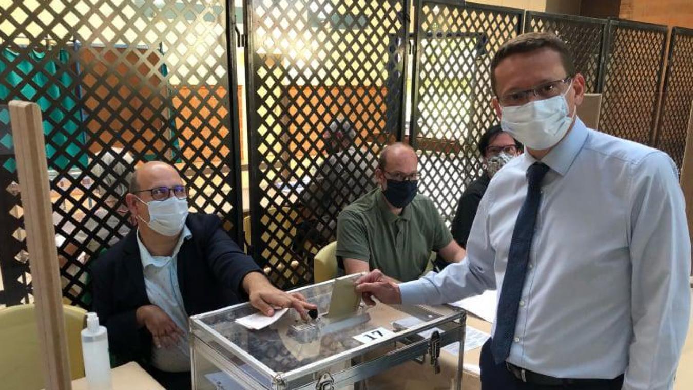 Canton de Liévin : plus de 55% des suffrages pour Laurent Duporge et Evelyne Nachel