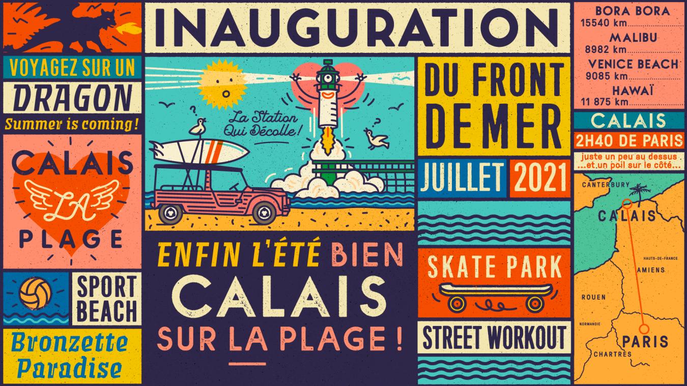 Stephan Muntaner : l'artiste qui affiche Calais de Nantes à Paris