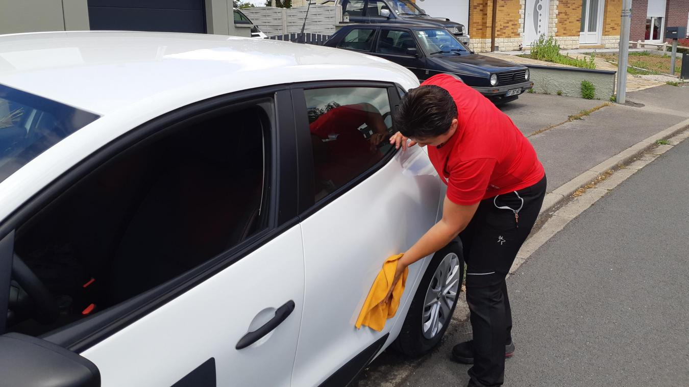 Le visuel d'un véhicule est très important pour Ludivine.