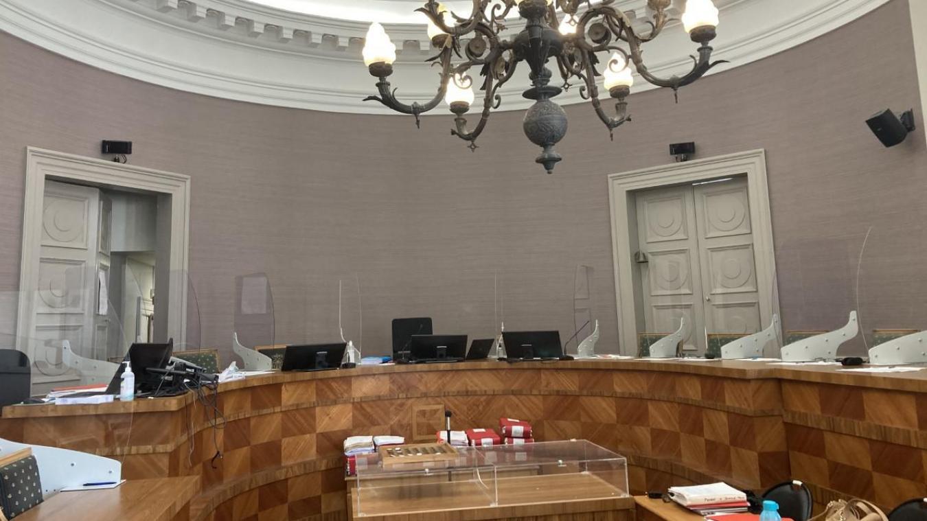 La Cour d'Assises de Saint-Omer accueille le procès de Rudy Goudalle depuis le 16 juin jusqu'au 2 juillet.