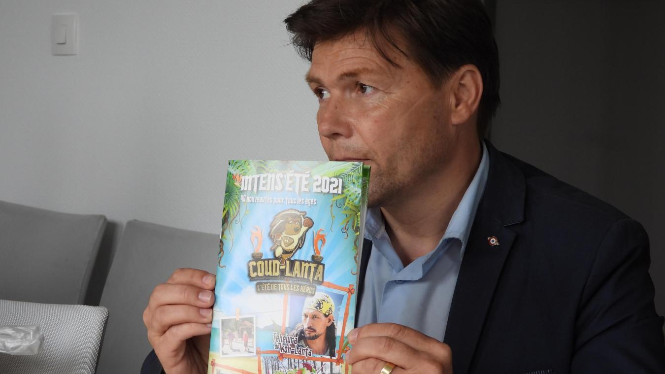Le guide des animations d'été paraît plus tard qu'à l'accoutumée. La Municipalité attendait les dernières informations quant aux restrictions sanitaires.