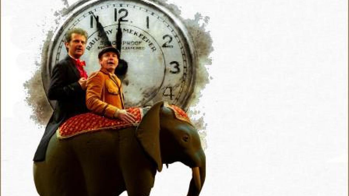 Le spectacle est joué ce mardi et clôt la saison du grand théâtre de Calais.