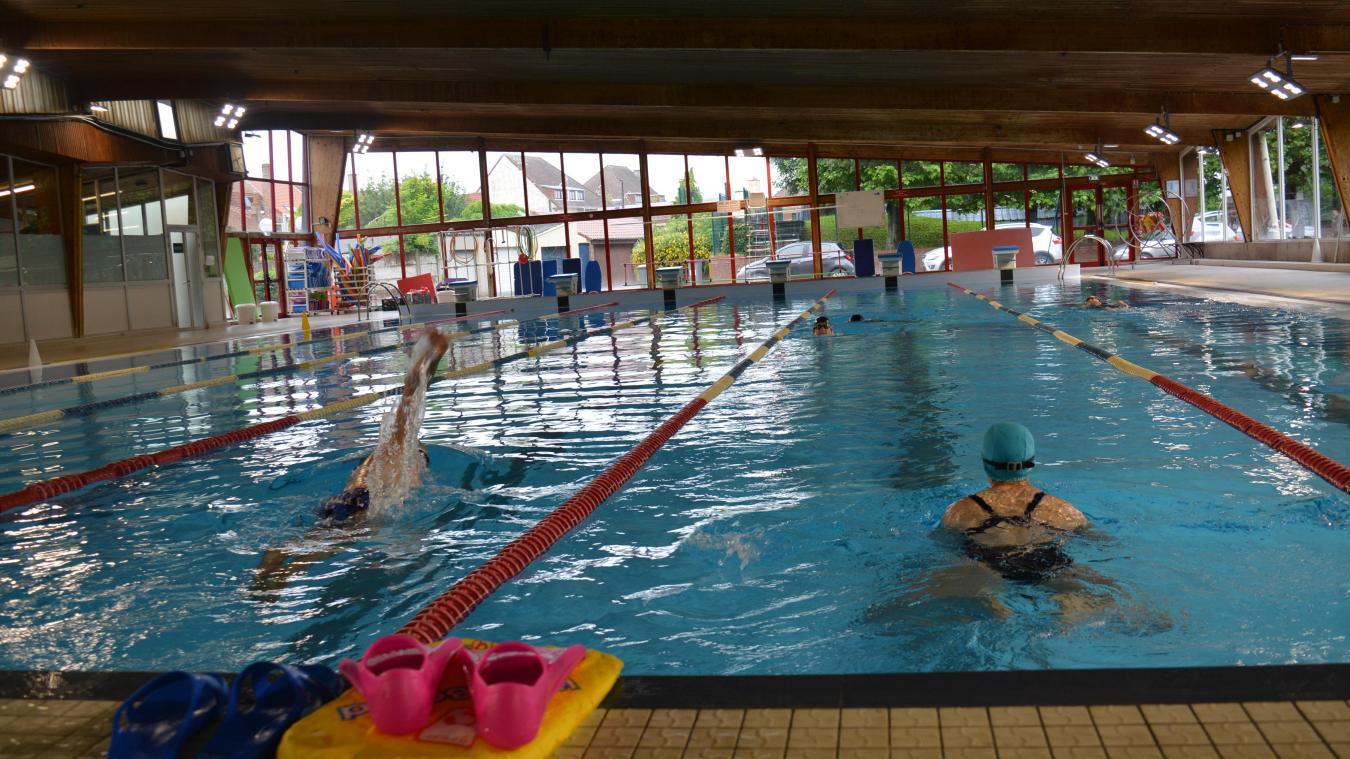 Les deux bassins de 25 mètres seront vidangés comme l'impose la réglementation.