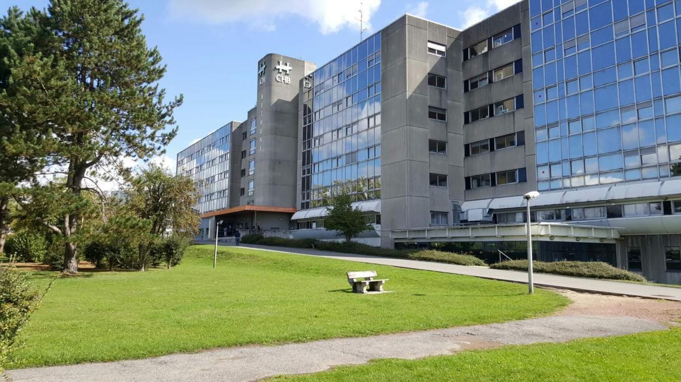 Deux patients sont hospitalisés au centre hospitalier de Béthune-Beuvry dont un en soins intensifs.