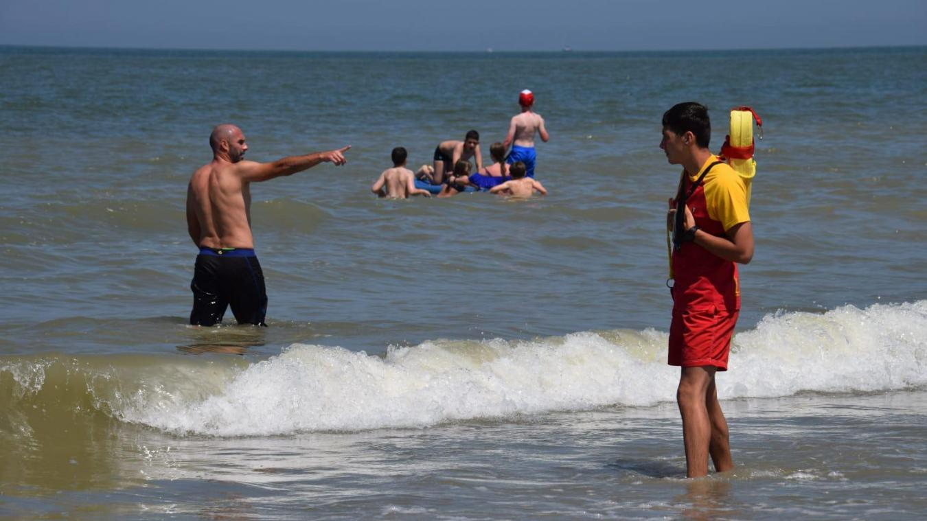 Les Dunkerquois peuvent retourner se baigner sur les plages depuis ce mercredi midi.