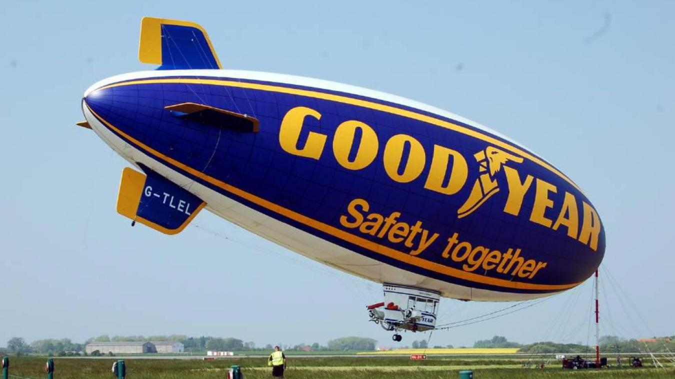 L'aéroport de Calais-Marck sera base arrière du mythique Zeppelin NT Goodyear ce 24 juin.