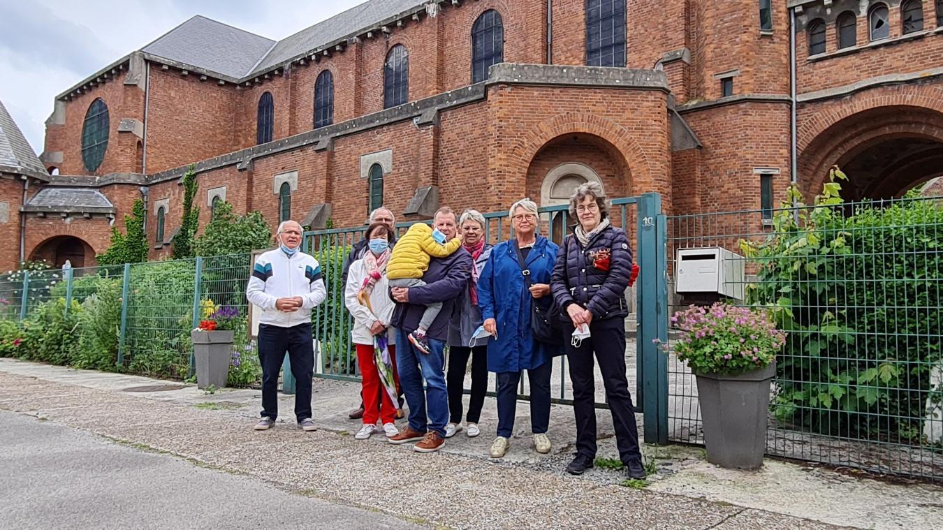 Les défenseurs de l'église Sainte-Germaine attendent la décision de la Drac, qui doit tomber à partir d'aujourd'hui.