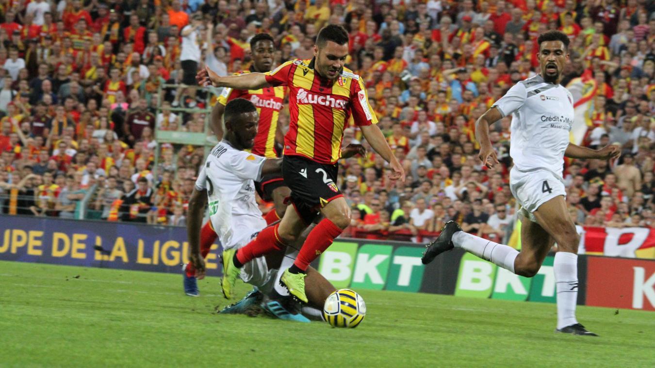 Tony Mauricio quitte le club sang et or pour rejoindre Sochaux.