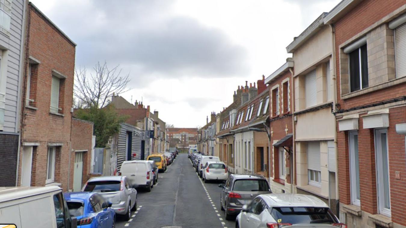 Les faits se sont déroulés rue du Corsaire à Petite-Synthe.