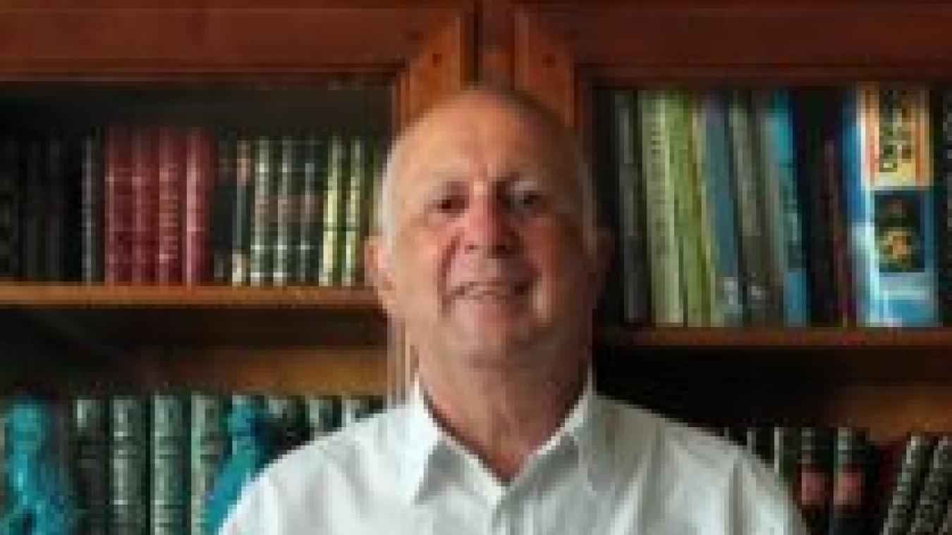 Hervé Beghin a remporté un prix pour l'une de ses nouvelles.