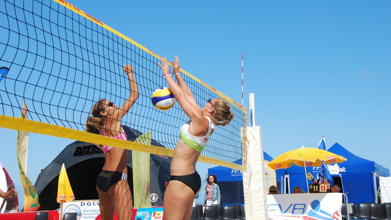 Le championnat de beach volley aura lieu du 10 au 18 juillet.