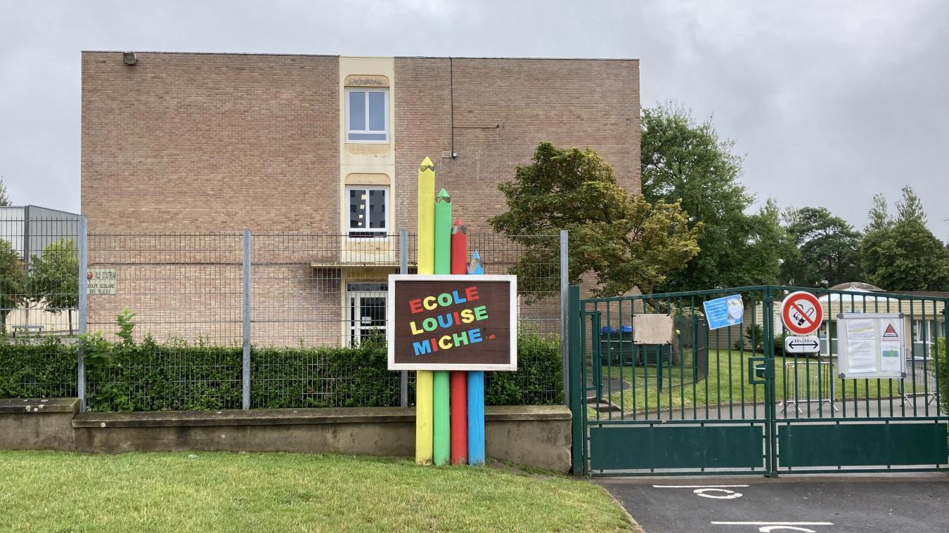 Les premiers agissements de Rudy Goudalle ont été commis à l'école Louise Michel d'Outreau.