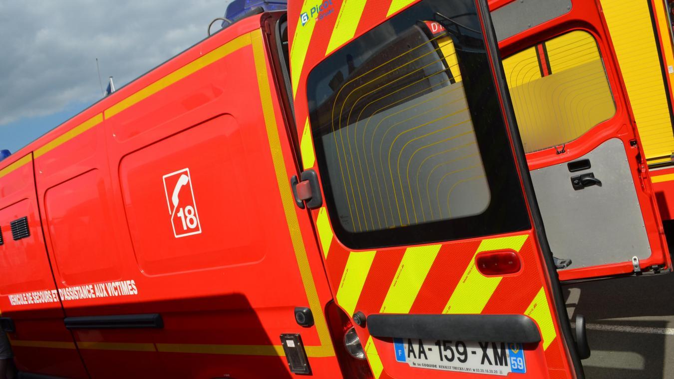 Les pompiers d'Hazebrouck sont intervenus boulevard abbé-Lemire pour un malaise sur la voie publique. (Photo d'illustration)