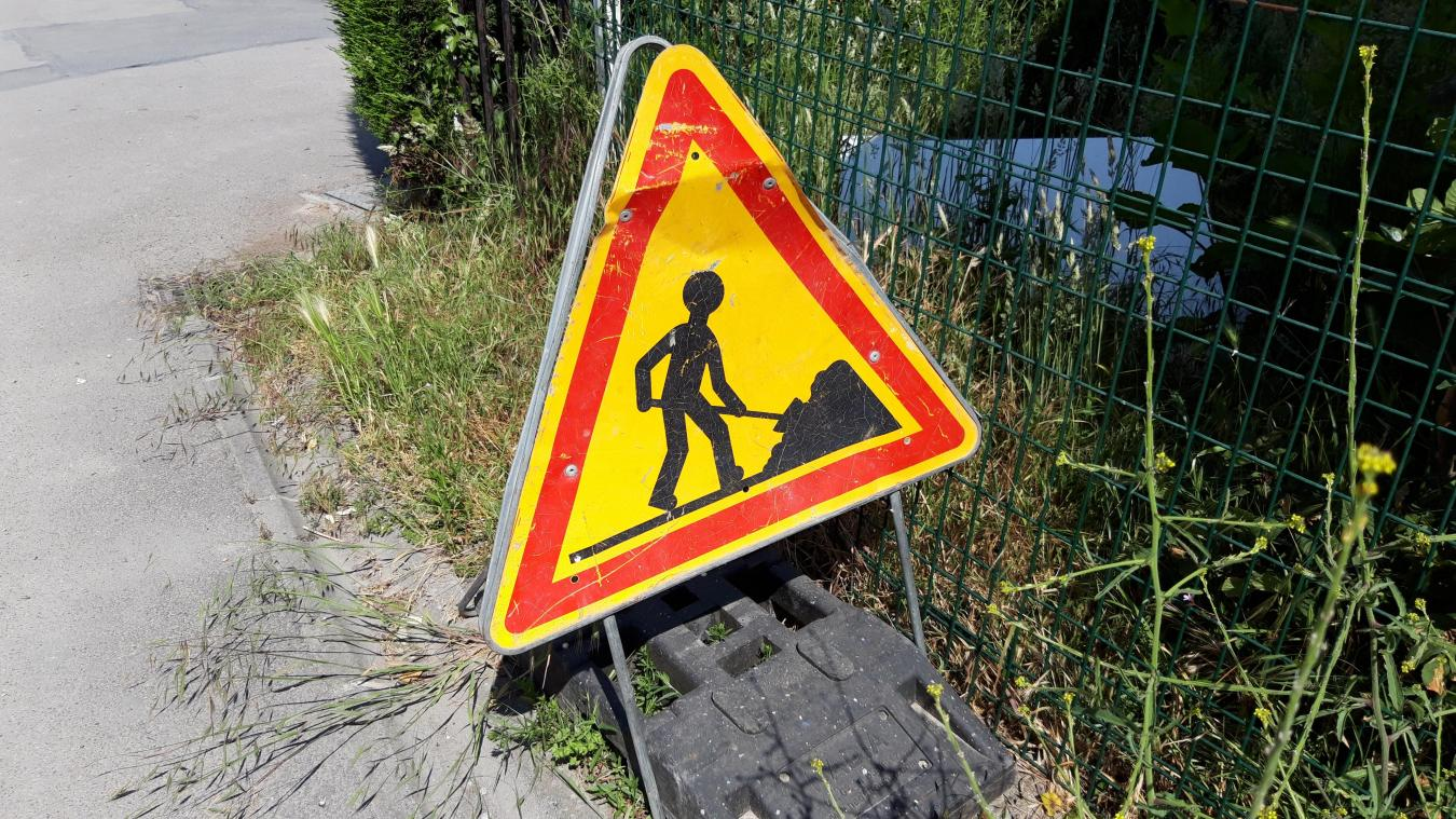 Les travaux seront réalisés sous route barrée (7h-18h, accès riverains maintenu).