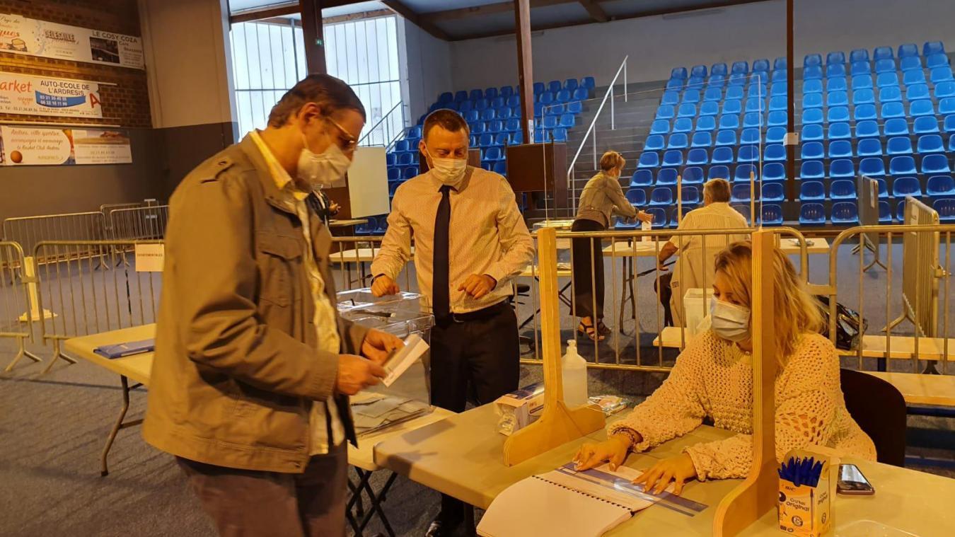 Calais 2 : le binôme Loquet-Matrat en tête à Ardres et Guînes (Vidéo)