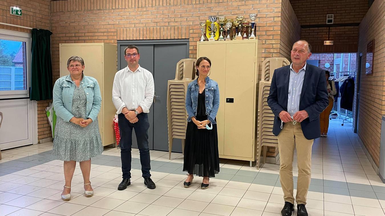 Canton de Wormhout : Patrick Valois et Anne Vanpeene largement vainqueurs