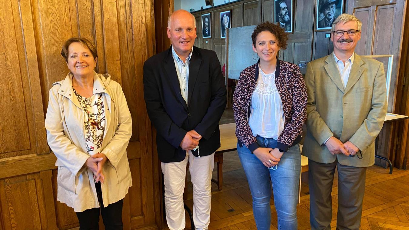 Canton de Bailleul : victoire de Stéphane Dieusart et Marie Sandra
