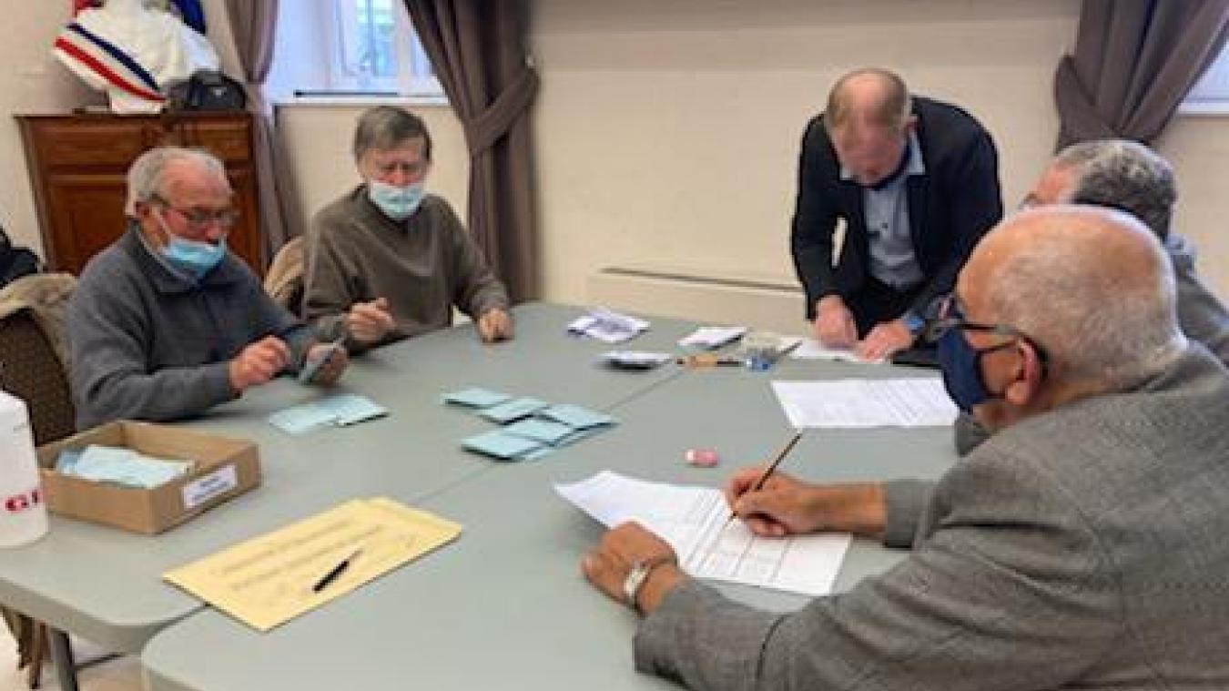 A Etaples, la liste de Xavier Bertrand remporte les 9 bureaux de vote comme lors du premier tour le dimanche 20 juin.
