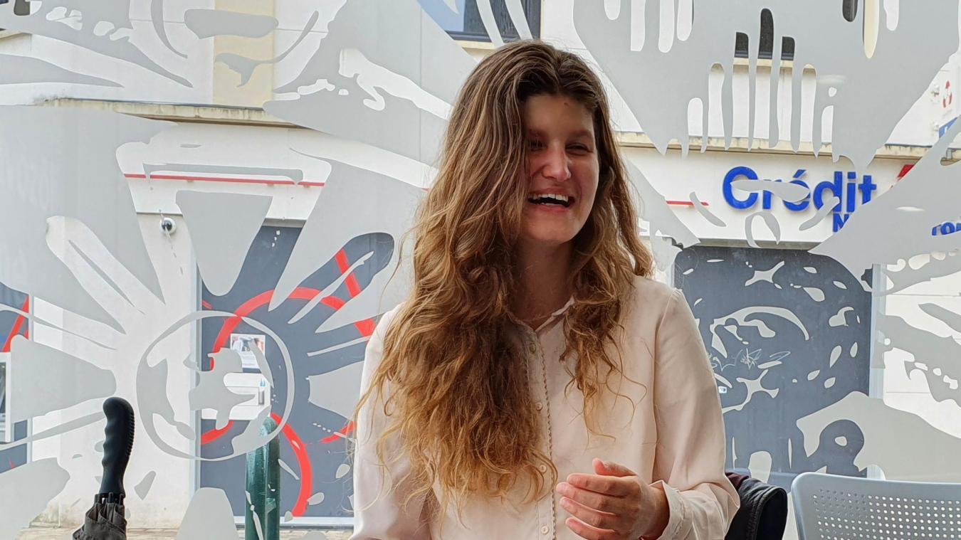 Tatiana Bednarksa a intégré le conseil municipal en toute discrétion et avec le sourire.