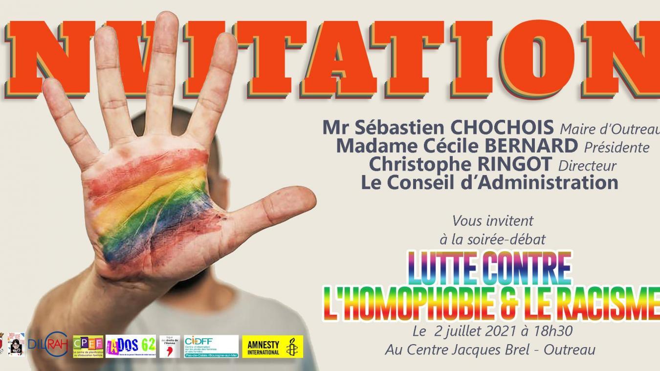 Le centre Jacques-Brel d'Outreau lutte contre l'homophobie et le racisme