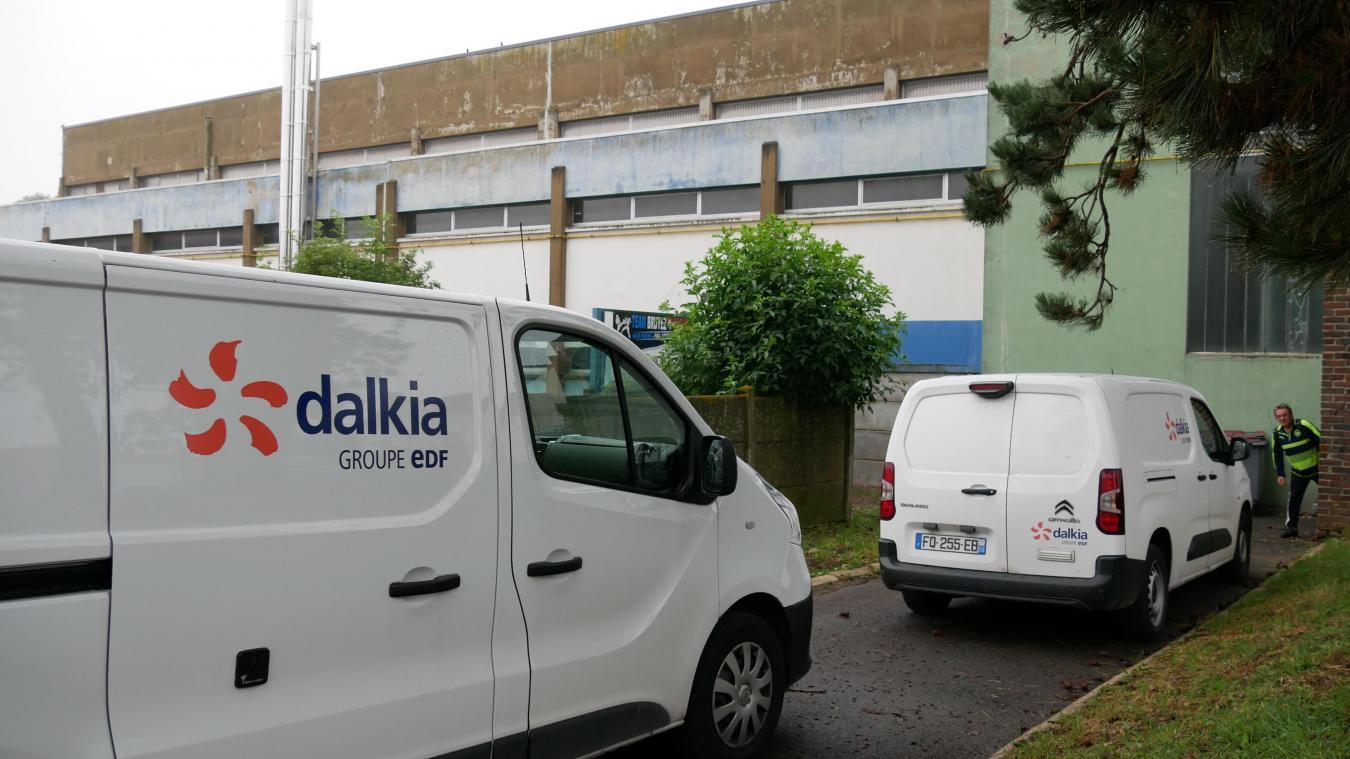Les agents de Dalkia sont intervenus dans la nuit, entre les deux orages qui ont provoqué les inondations.