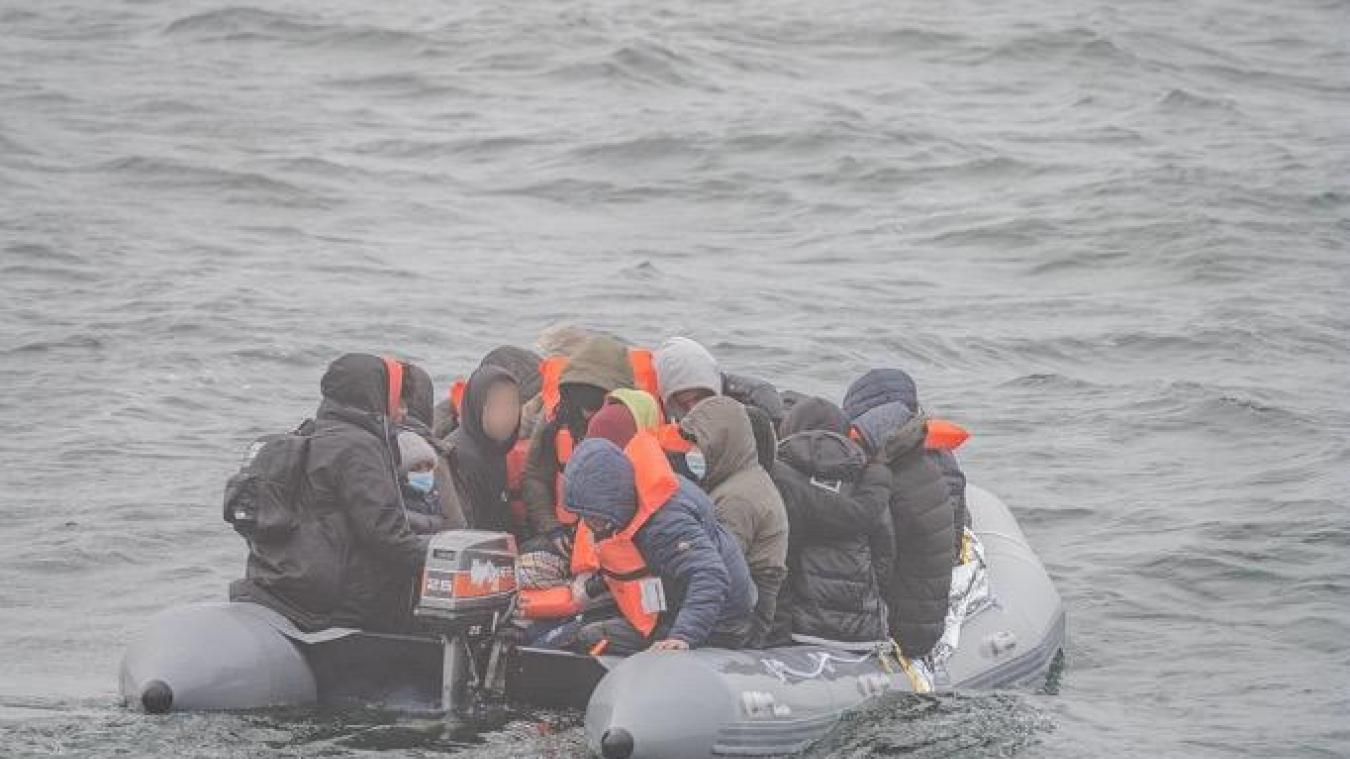 Les 28 migrants sont tous sains et saufs. illustration
