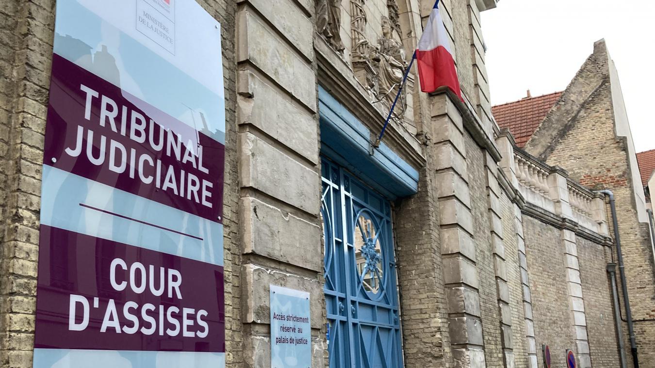 Le procès de Rudy Goudalle devant la Cour d'Assises de Saint-Omer se poursuit jusqu'au vendredi 2 juillet.