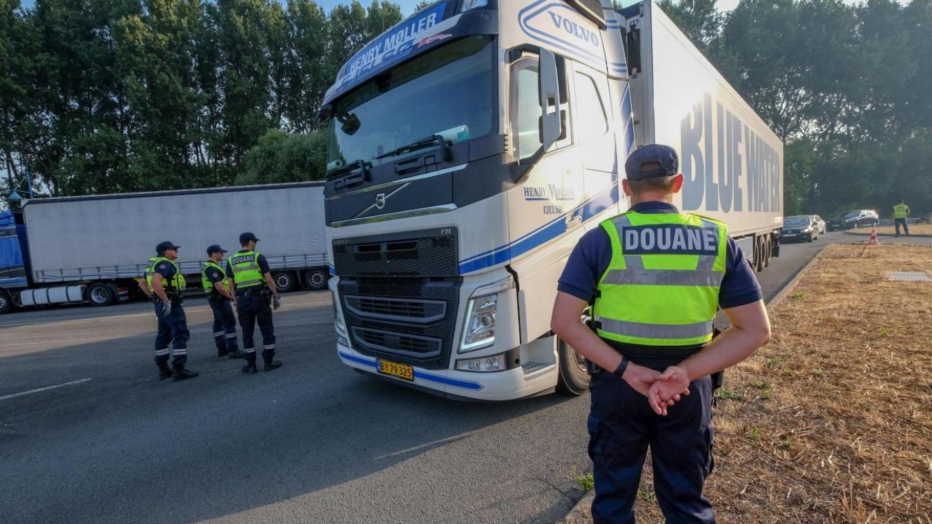 Les aires de repos dans le sens Belgique-France seront fermées pendant six mois.