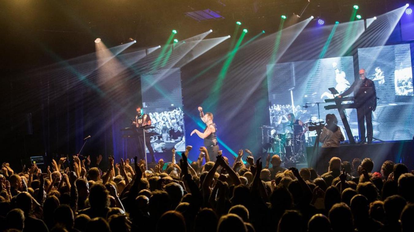 Avec Secret Garden, le public pourra reprendre les hits de Depeche Mode