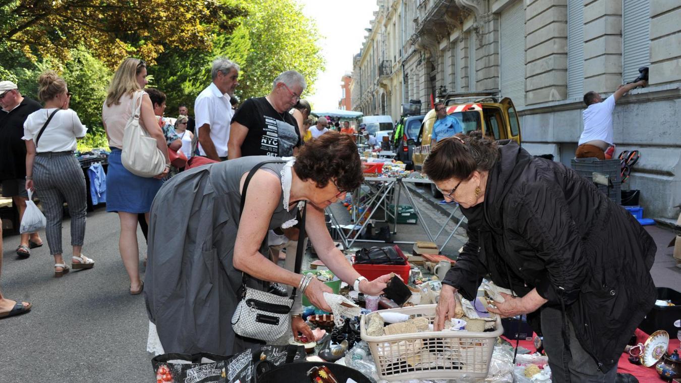 La Ville de Calais attend les réponses de deux comités organisateurs pour le mois de septembre.