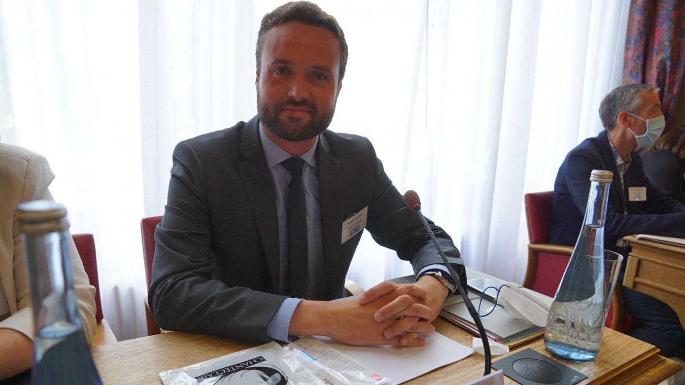 Hazebrouck : Valentin Belleval devient vice-président du département du Nord