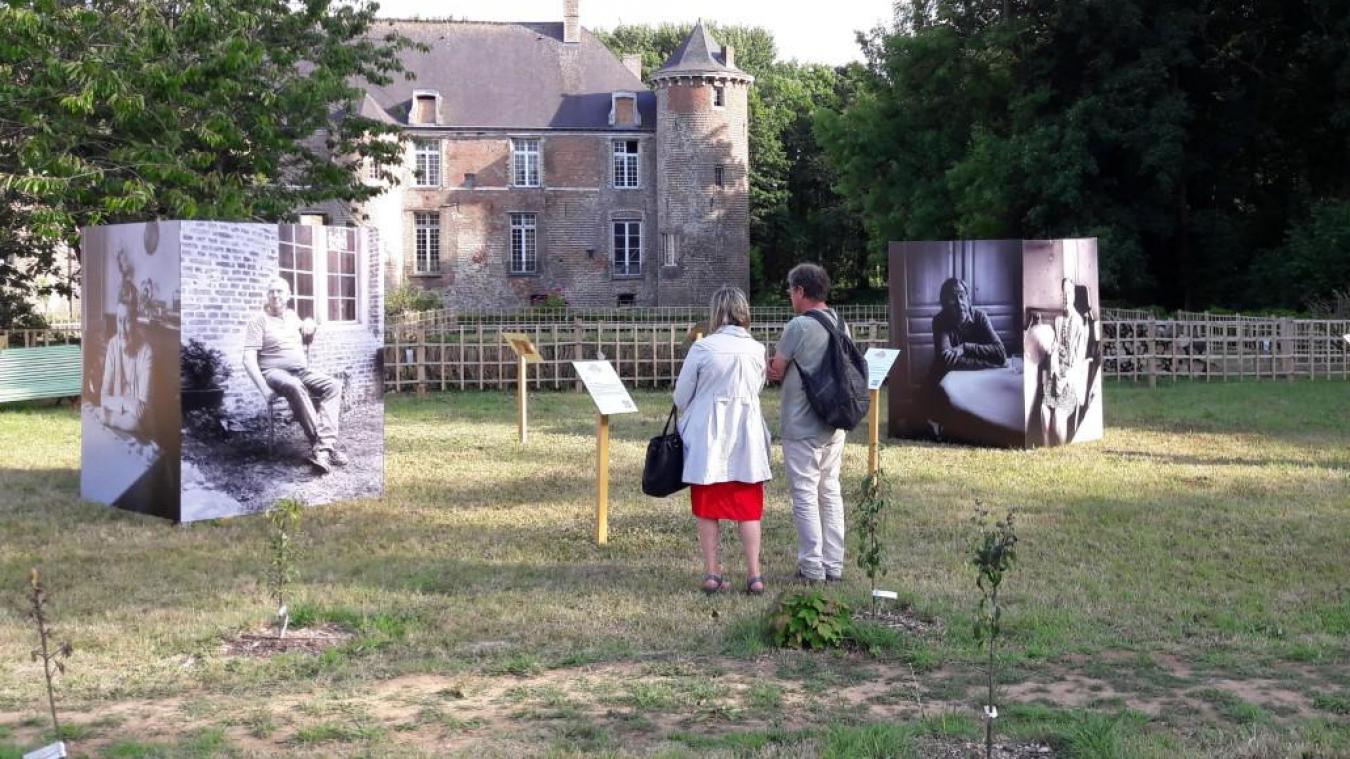 Une exposition similaire a déjà été présentée au château d'Esquelbecq.